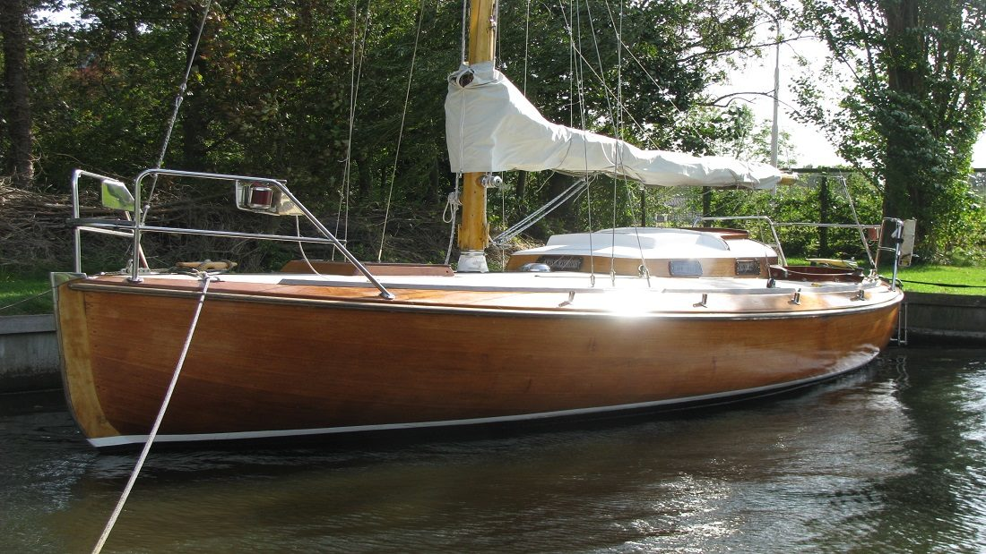 Koster 25 Classic Boat