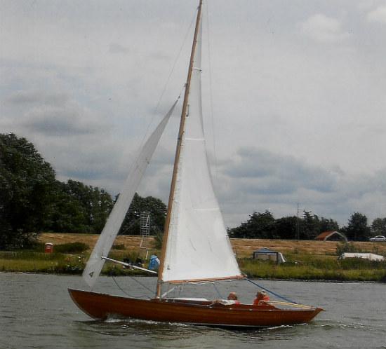 Folke Junior Rundspant Day Sailer