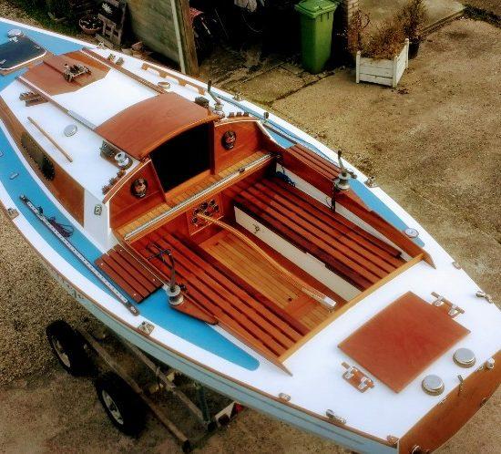 waarschip 7.25 for sale