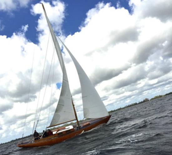 wooden sail classics im verkauf. Black Bedroom Furniture Sets. Home Design Ideas