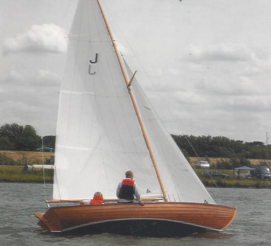 for sale folk boat junior
