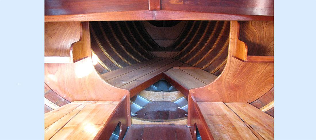 Winga Classic - Interior