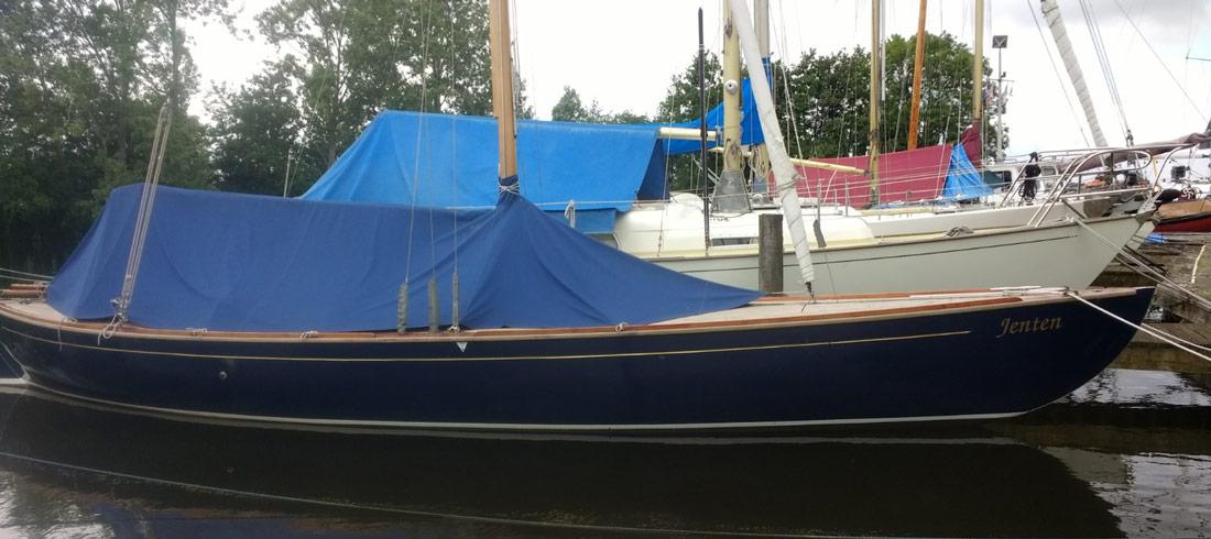 Skarpsno daysailer classic boat